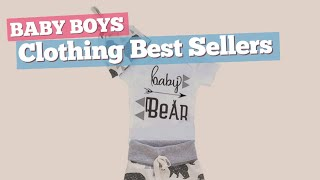 Clothing Best Sellers Collection // Baby Boys