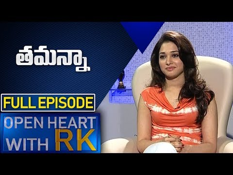 Tamannaah Bhatia | Open Heart With RK | Full Episode | ABN Telugu