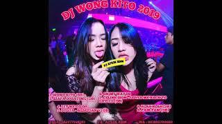DJ WONG KITO 2019 DOWNBEAT BASS NYA GILA BROO