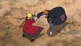 Naruto Amv - The Script ft. Will.I.Am - Hall Of Fame