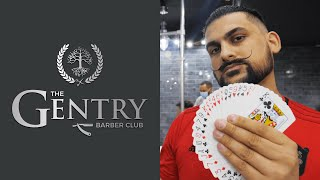 The Gentry Barbershop - Behind The Scenes