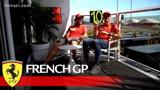French GP - Parlez-vous Formule 1? Lesson no. 1 for Seb from Professeur Charles
