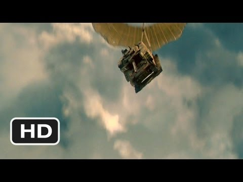 The A-Team #6 Movie CLIP - Tank Flying...