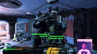 Tyrone Magnus Plays: Fallout 4 - #11!!!