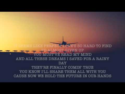 Almost Paradise- Hunter Hayes & Victoria Justice Lyrics