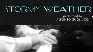 Stormy Weather - jazz piano