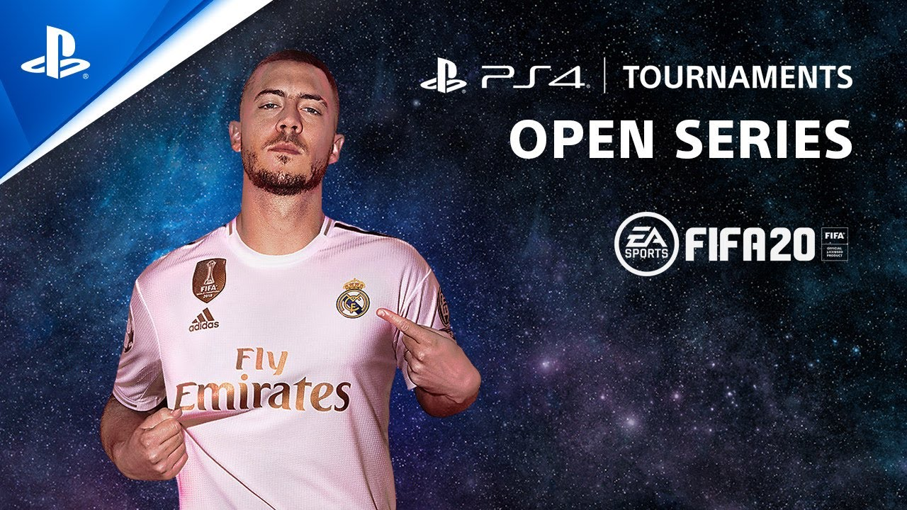 FIFA 20 - PS4 Tournaments: Open Series - How to Sign-Up | PS4