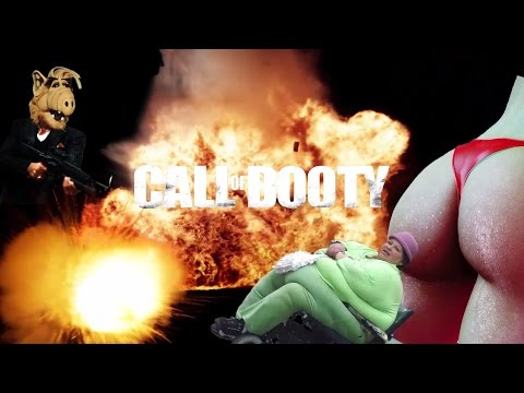 Call Of Booty 4: Modern Whorefare Hilarious Clip