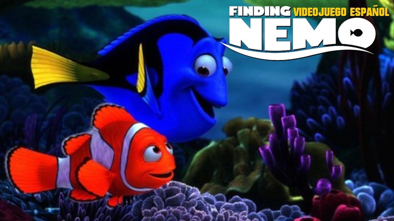 BUSCANDO A NEMO ESPAOL PELICULA COMPLETA del juego Disney Pixar I