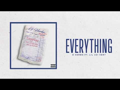 Thumbnail: G Herbo - Everything ft Lil Uzi Vert (Official Audio)