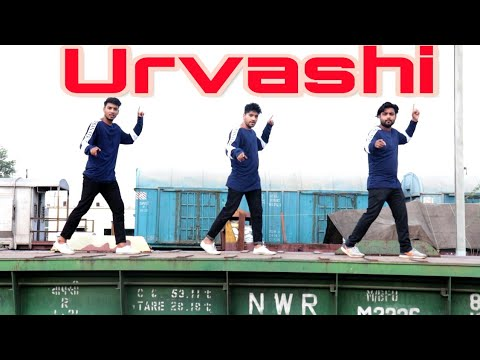 Urvashi Dance Cover By - Step up Boys Choreo By - Gajendra Kumar