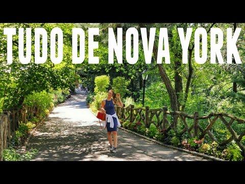 UMA SEMANA EM NOVA YORK ♡ Tudo que você precisa conhecer na cidade!