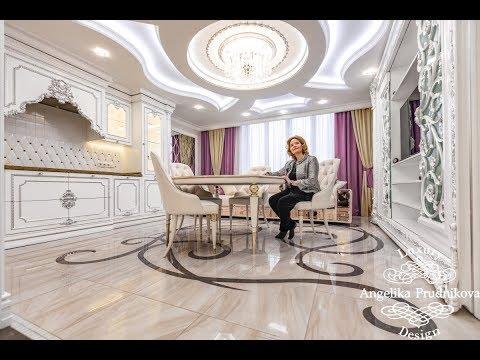 Реализованный дизайн-проект квартиры в ЖК «Дирижабль» от дизайнера Анжелики Прудниковой