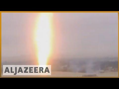 Egypt pipeline blast affects Jordan