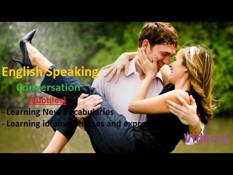 Practise Speaking English via real conversation P6