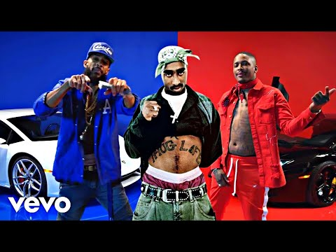 2Pac, Nipsey Hussle, YG – FTP (Official Video)