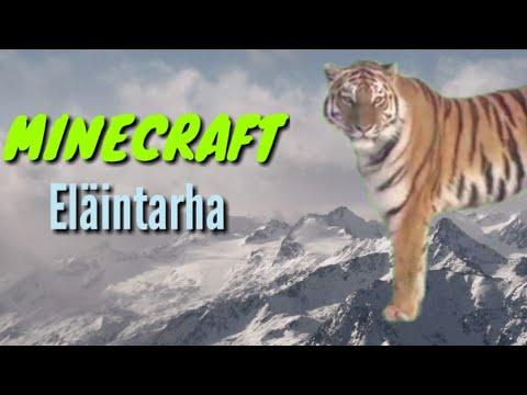 Minecraft Eläintarha 1v Special