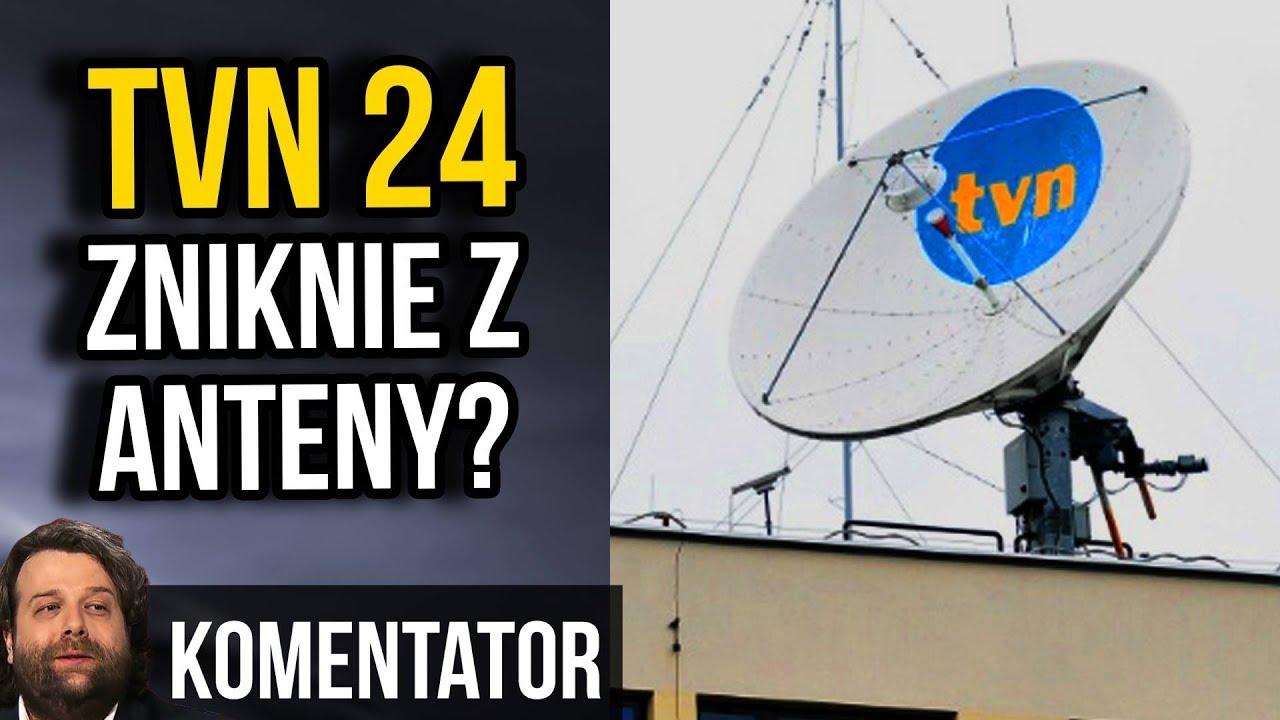TVN 24 zniknie z anteny? Nowy Właściciel nie chce stacji?
