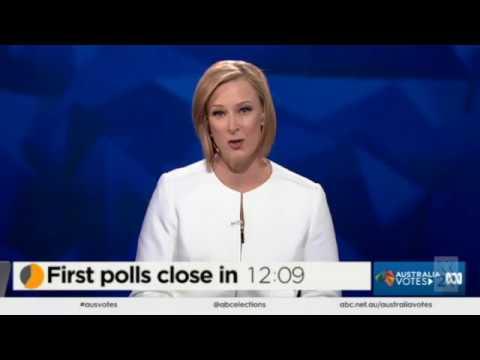Australia Election 2016 (ABC News) Part 1