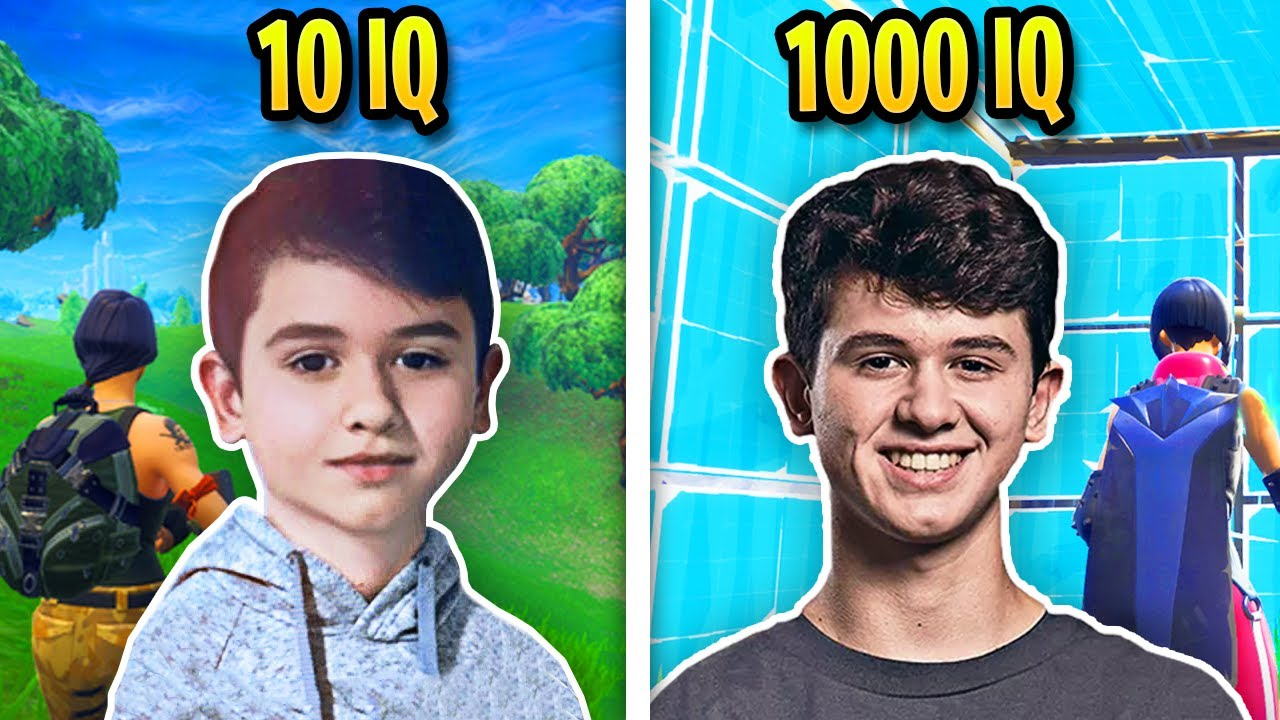 The Evolution of Bugha IQ in Fortnite thumbnail