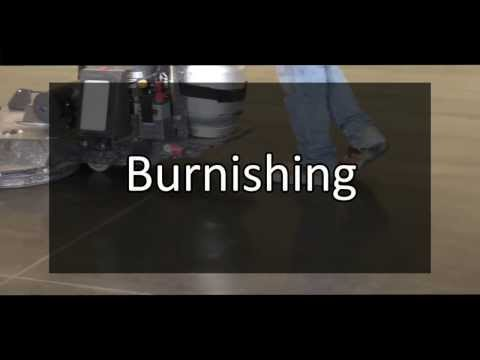 Burnishing Process
