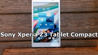 Sony Xperia Z3 Tablet Compact Hands on Review Greek Thumbnail