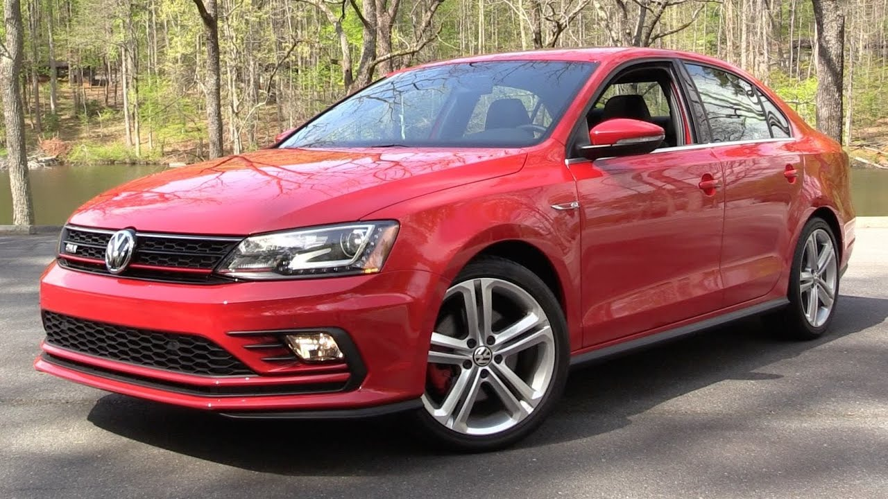 Jetta Gli 2016 >> 2016 Volkswagen Jetta Gli Sel Start Up Road Test In Depth Review