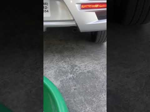 Toyota wigo silver G muffler sound (please wear headphones)