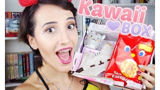 Kawaii Box Kutu Açılımı ve Çekiliş! | Marw Hope