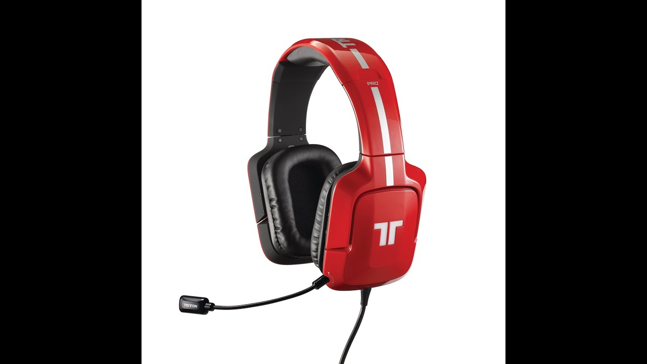 7a14b60dd35 Tritton Pro+ 5.1 PC Surround Sound Gaming Headset Review - YouTube