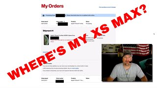 Hey Verizon, where is my iPhone XS Max? My pre-order experience & costs