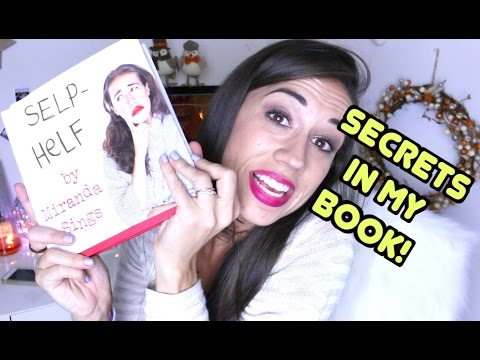 SECRETS IN MY BOOK!