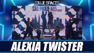 Blue Space Oficial - Alexia Twister e Ballet - 27.01.19
