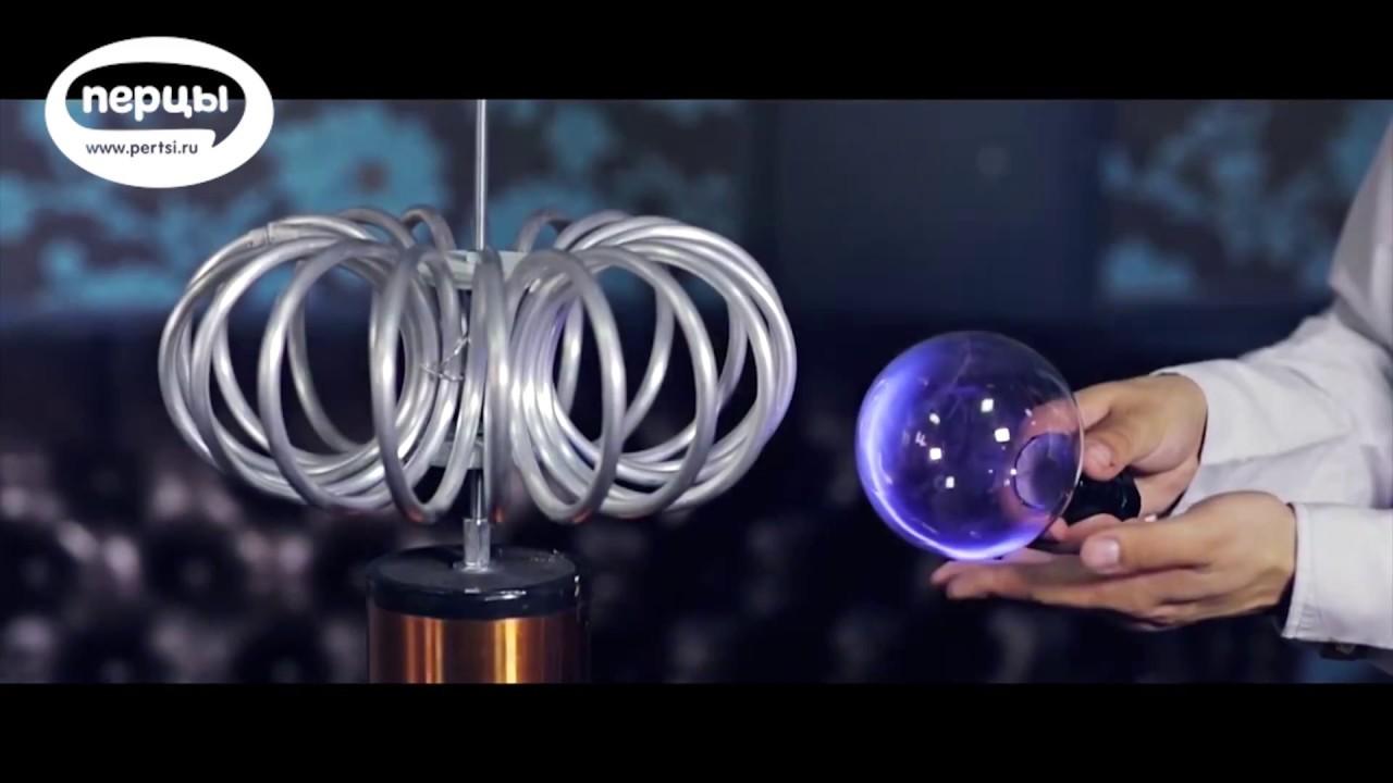Электрическое  Тесла Шоу видео