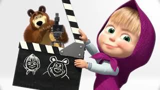 Маша и Медведь - Новогодняя настроение