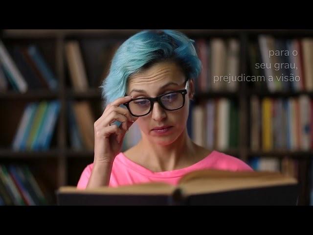 Faz bem usar óculos de outra pessoa?