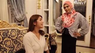 Padu Datin Shahida Sound Sajat Datuk Aliff Syukri Pasal Lagu Bobo Di Mana