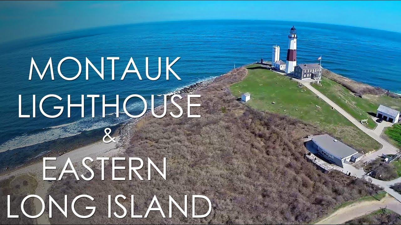 montauk lighthouse eastern long island aerial dji phantom gopro youtube. Black Bedroom Furniture Sets. Home Design Ideas