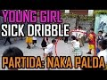 VIRAL PHILIPPINES: YOUNG GIRL'S SICK DRIBBLE MOVES!! PARTIDA NAKA PALDA PA YAN! HAHAHAHA