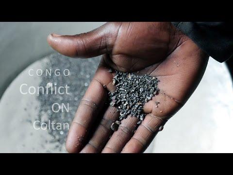 DR CONGO - Conflict on Coltan
