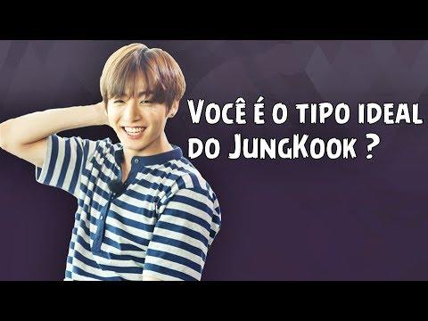 Você é o tipo ideal do JungKook ? - BTS #5