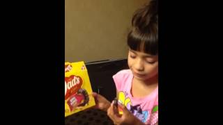 Kassidy's Commercial For Dad's Cookies