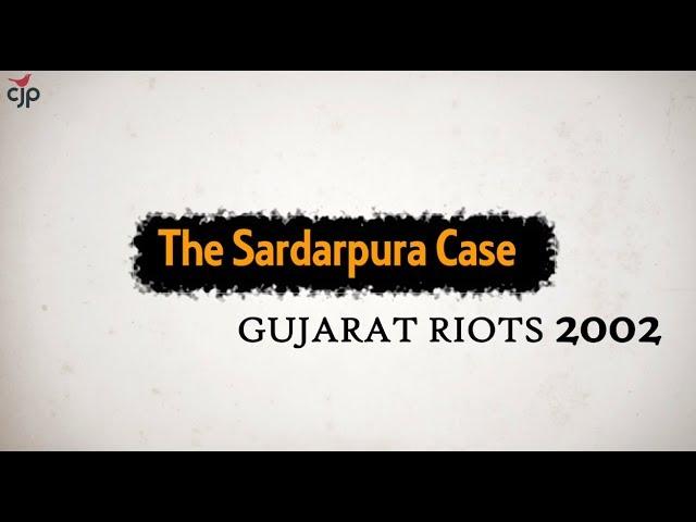 The Sardarpura Case
