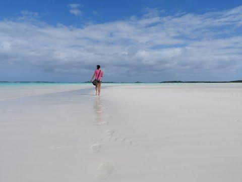 Exuma Sunrise tour Bamahas Caribbean, paradise!