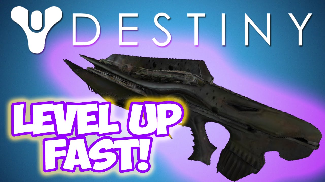 Destiny fastest way to level up amp upgrade the quot husk of the pit quot to