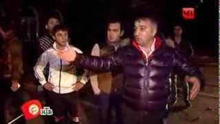 Азер Файруз из Бирюлёво угрожает местным жителям войной