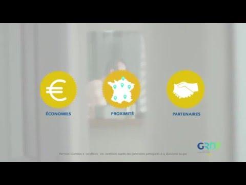 Vidéo Pub TV – GRDF La quinzaine du gaz