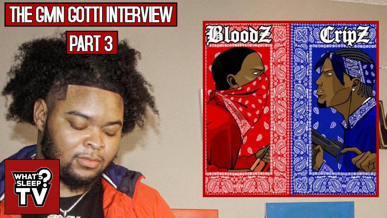 "GMN Gotti Talks Gang Culture In Chattanooga ""They Turn Guys To Crash Dummies"""