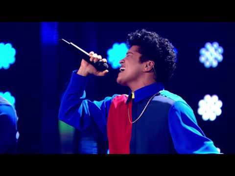 Bruno Mars - That's What I Like [Live from the Brit Awards 2