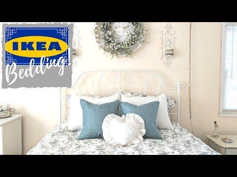 *ALVINE KVIST IKEA DUVET COVER SET* | Part 1 Of Room Makeover 🎨